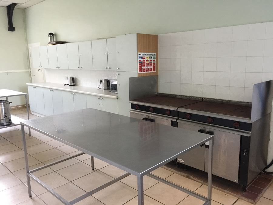 Thundridge Village Hall Kitchen